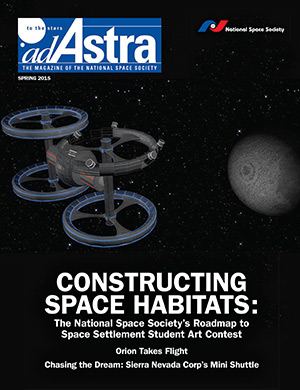 Ad Astra Volume 27 Number 1