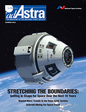 Ad Astra Volume 27 Number 2