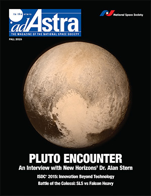 Ad Astra Magazine Volume 27 Number 3
