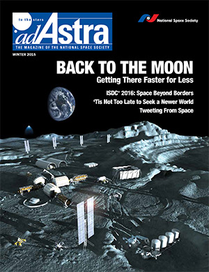 Ad Astra Volume 27 Number 4