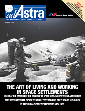Ad Astra Magazine Volume 28 Number 1