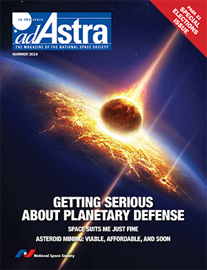Asteroid 2016 Poster