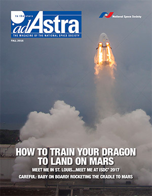 Ad Astra Magazine Volume 28 Number 3
