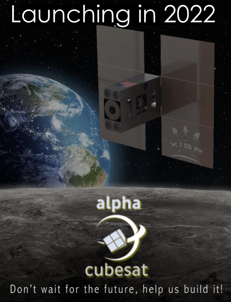 Team Alpha CubeSat