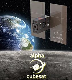 Alpha CubeSat