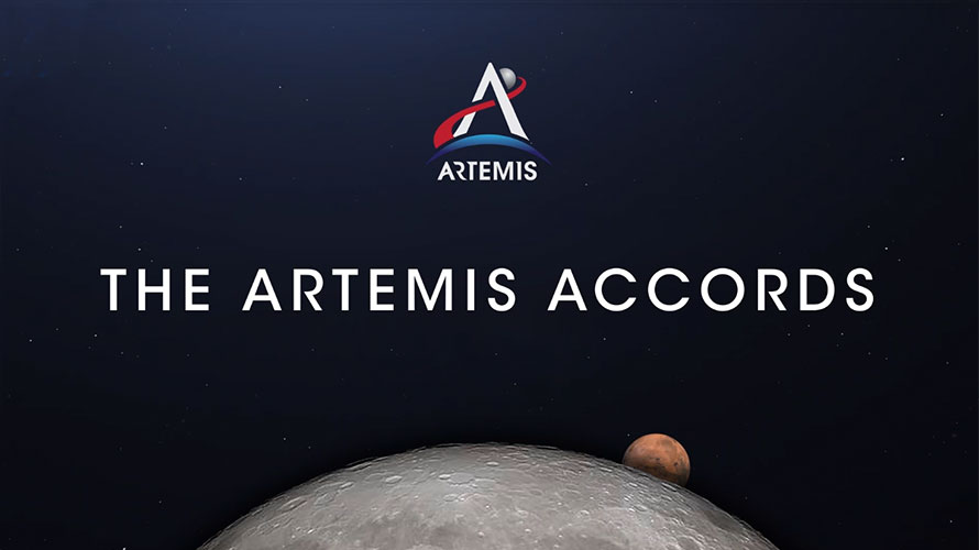 The National Space Society Lauds Multi-National Signing of Artemis Accords