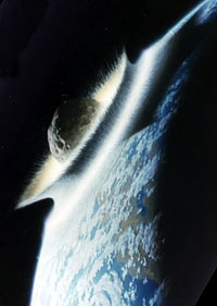 Asteroid Impact planetary defense