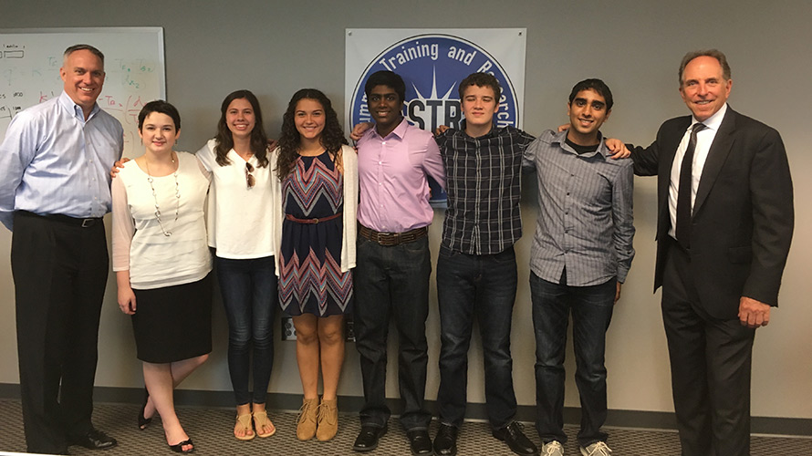 High School Students Take on Challenge to Design World's First Science-Fiction Inspired Spacecraft