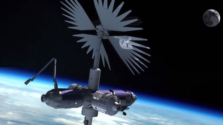 National Space Society Applauds NASA's Support for Commercial Low Earth Orbit Space Stations