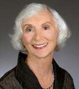 Barbara Marx Hubbard biography portrait