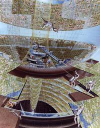 Bernal Sphere Space Settlement Hub