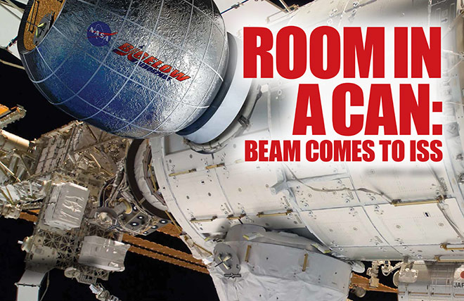Bigelow Aerospace BEAM