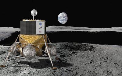 Blue Origin's Blue Moon Lunar Lander