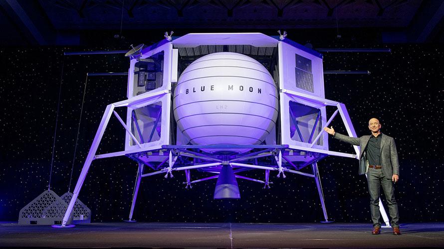 Blue Origin vs. Washington Post