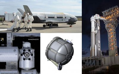 Boeing Space Development Milestones 2019 Recap and 2020 Preview