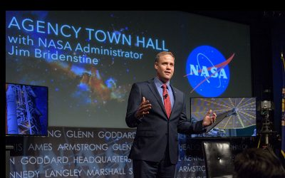 National Space Society Endorses NASA Administrator Bridenstine's Reusable Path to the Moon