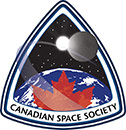 Canadian Space Society logo