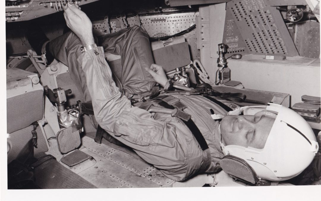 """First Aussie: Dr. Philip Chapman, Apollo's Astronaut from """"Down Under,"""" Part Three"""