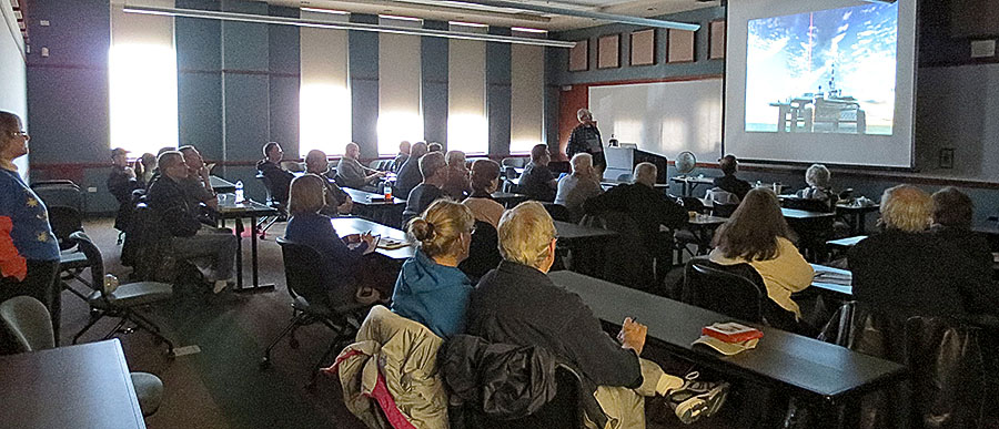 Chicago Society For Space Studies Chapter Meeting