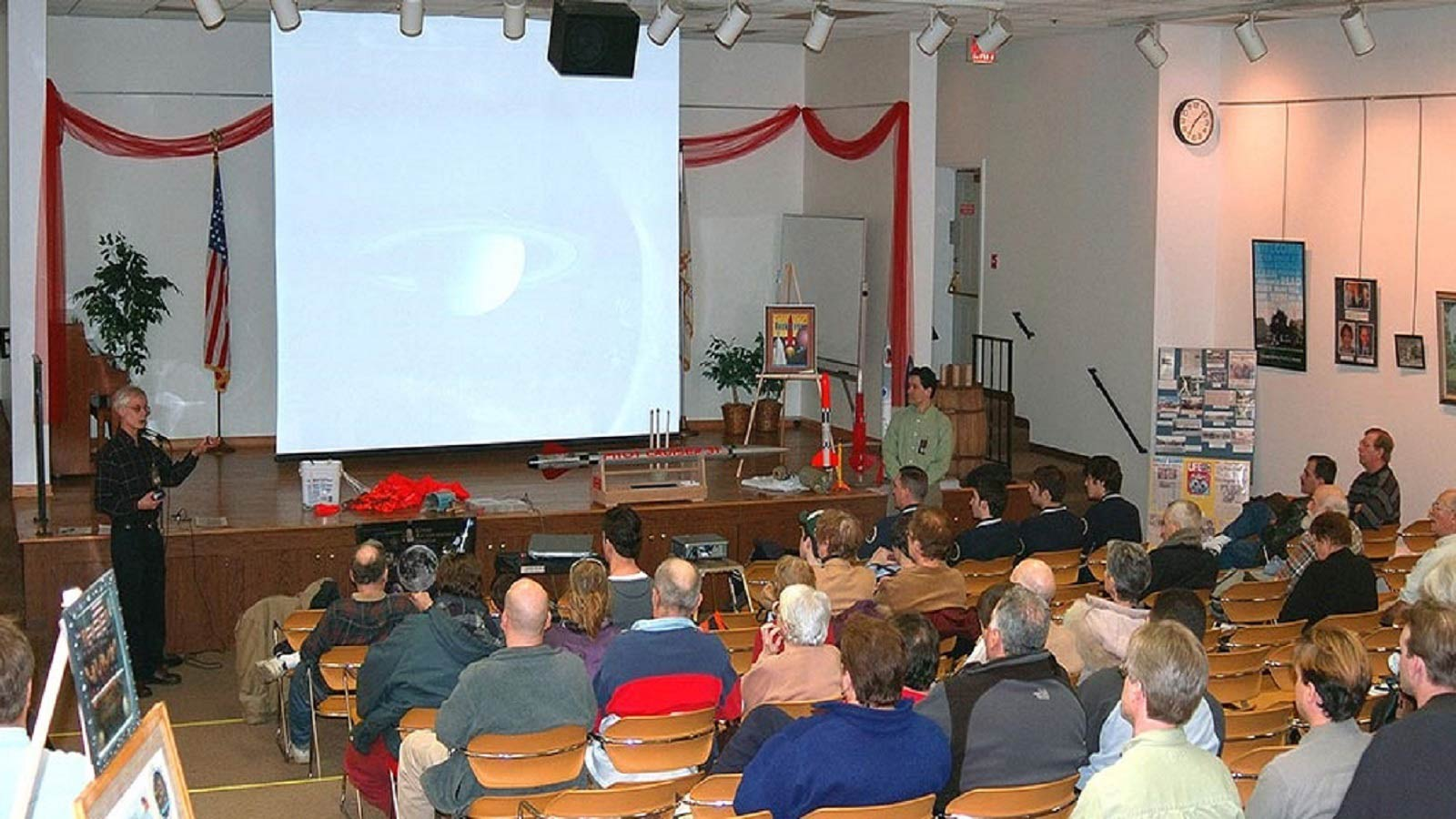 A public program by the Chicago Society For Space Studies NSS chapter