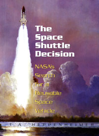 Space Shuttle Decision book cover