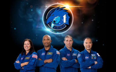 Ground-Breaking SpaceX Crew-1 Commercial Flight Enhances International Space Station Productivity