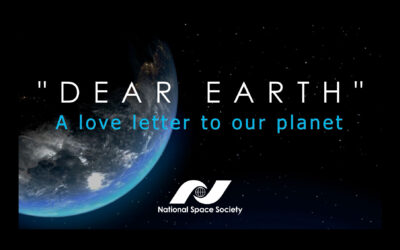 """National Space Society Wins Silver Telly Award for """"Dear Earth"""" Video Campaign on Space Solar Power"""