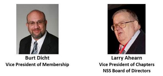 Burt Dicht and Larry Ahearn