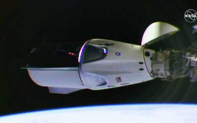 SpaceX Crew Demo-1 Mission