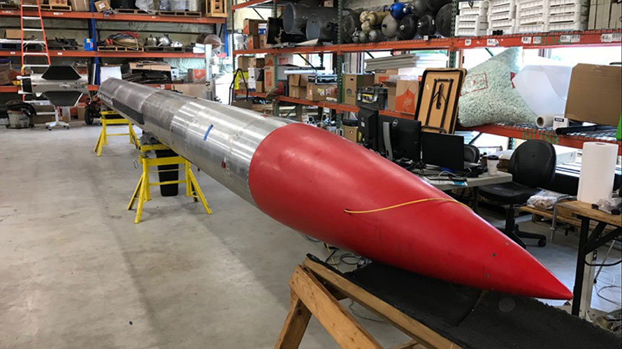 Reusable Rocket to Carry Student and Medical Research Payloads into Space