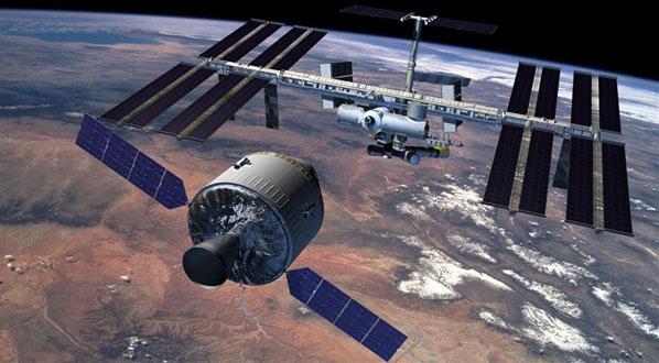 frassanito Crew Exploration Vehicle