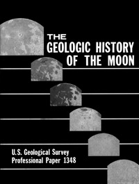 Geologic History of the Moon Book Cover