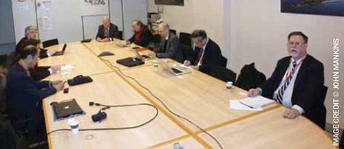 Global SSP Working Group Paris meeting