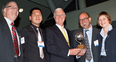 GRAIL 2013 Pioneer award