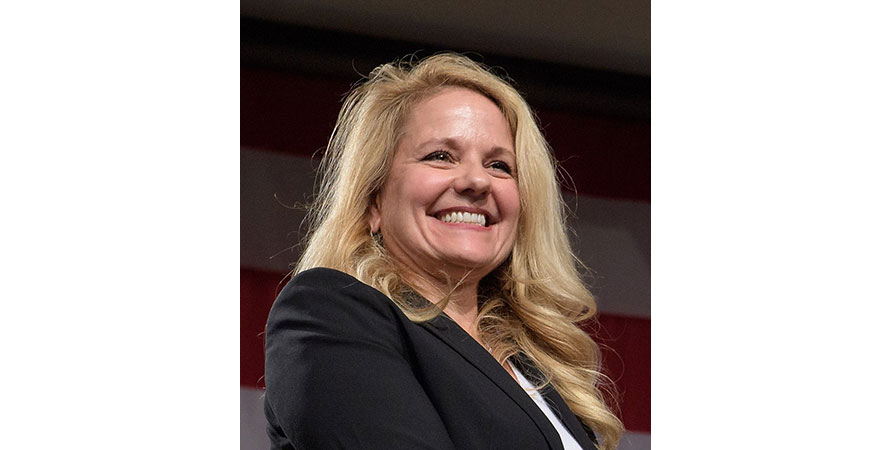 NSS Presents Gwynne Shotwell Top Award at the Online 2021 International Space Development Conference