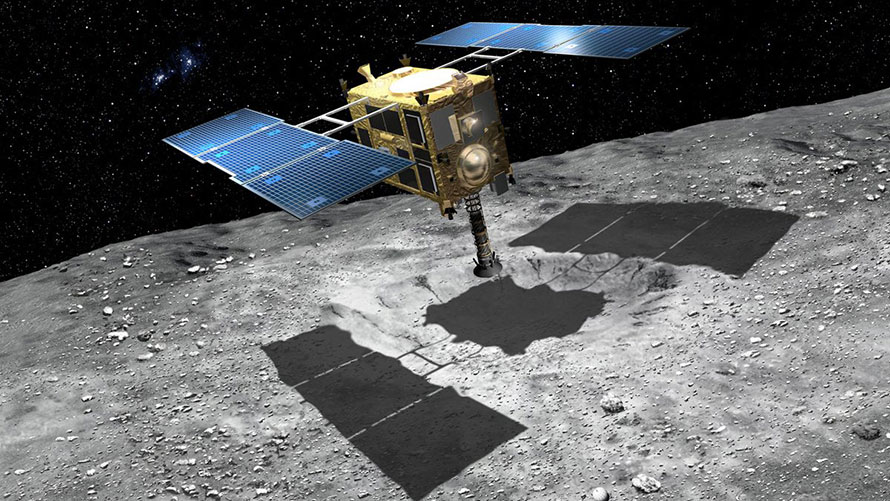 Hayabusa 2 Exploring Solar System Resources