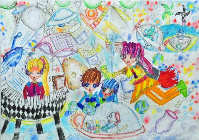 Hong Kong School of Creativity 05 HUNG KEI YU