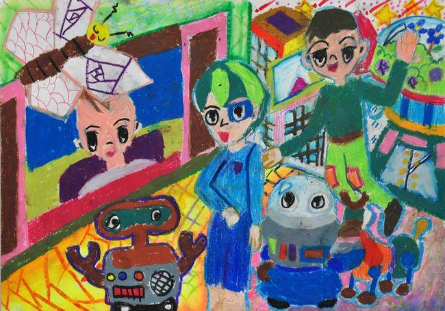Hong Kong School of Creativity 05 LAM CHUN HEI