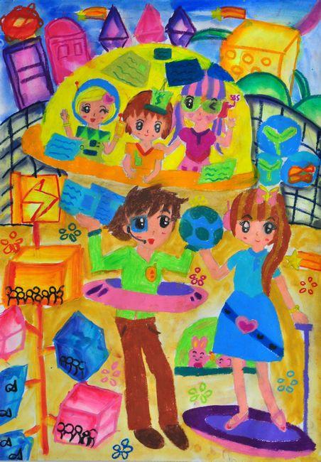 Hong Kong School of Creativity 05 LAM WING YAU