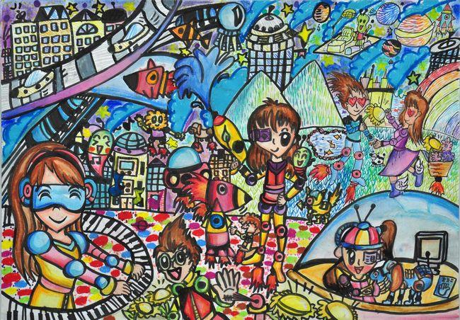 Hong Kong School of Creativity 05 MA HIU CHING
