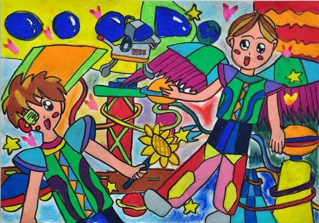 Hong Kong School of Creativity 05 NIP KA WANG