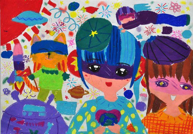 Hong Kong School of Creativity 05 SHEUNG LING WONG VIANN