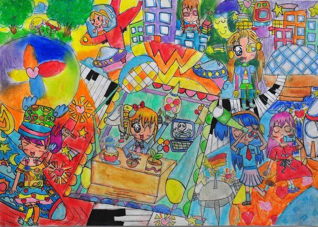 Hong Kong School of Creativity 05 SUM WING YU