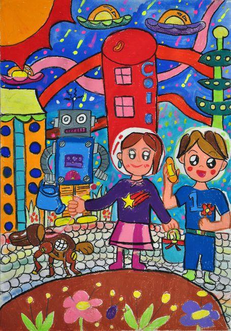 Hong Kong School of Creativity 05 TSUE CHARLOTTE