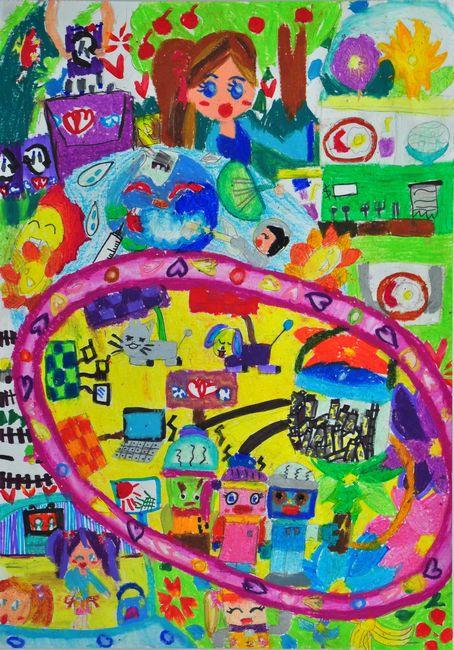 Hong Kong School of Creativity 05 WANG XIN YAO