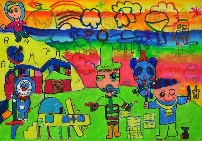 Hong Kong School of Creativity 05 YIN YAT CHOW KASPER
