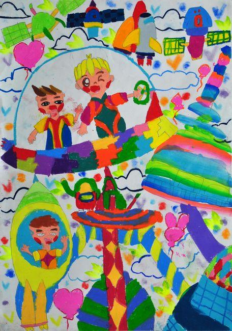 Hong Kong School of Creativity 05 YU MING SUM