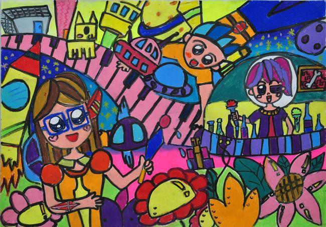 Hong Kong School of Creativity 06 HO YI CHING
