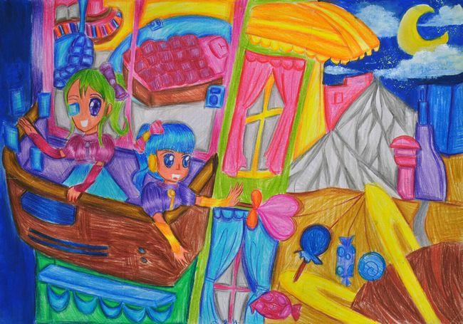Hong Kong School of Creativity 06 HUI SZE MING