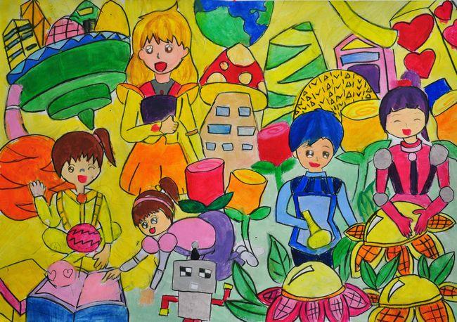 Hong Kong School of Creativity 06 LEE MAN HUEN
